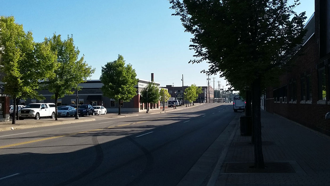 Downtown St. Cloud, MN