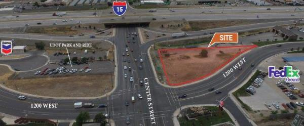 Main Photo For Center Street / I-15 Land