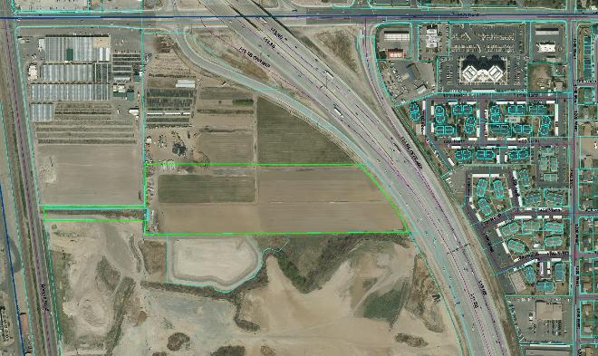 Main Photo For I-15 Commercial Land