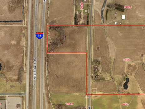 Main Photo For Columbus, MN: 19 Acre Opportunity