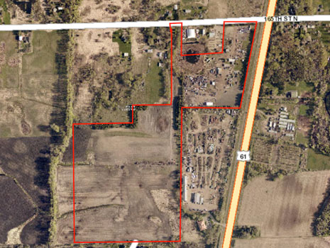 Main Photo For Hugo, MN: Premier Two Parcel, 65 Acres Available