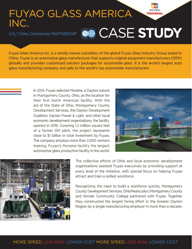 Thumbnail Image For Fuyao Glass America Case Study - Click Here To See