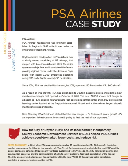 Thumbnail Image For PSA Airlines Case Study - Click Here To See
