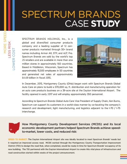 Thumbnail Image For Spectrum Brands Case Study - Click Here To See
