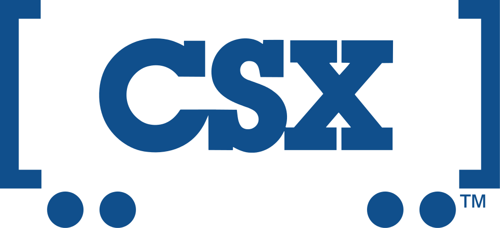 CSX Rail Transport Slide Image