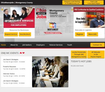 montgomery county jobs center ohio means jobs