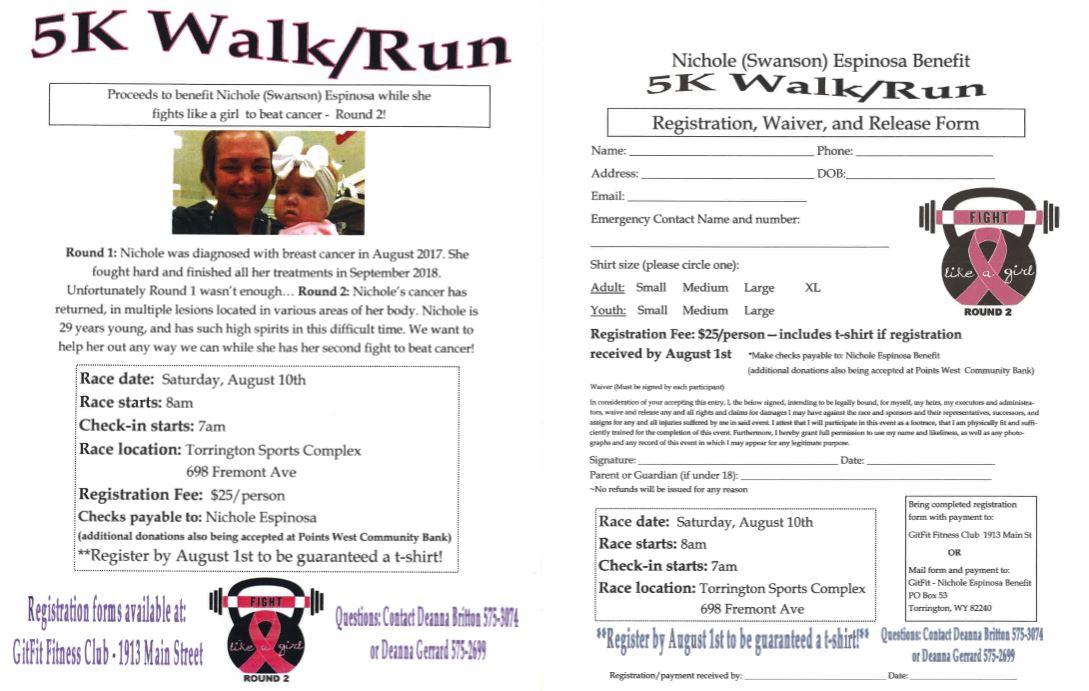 5K Walk/Run Photo
