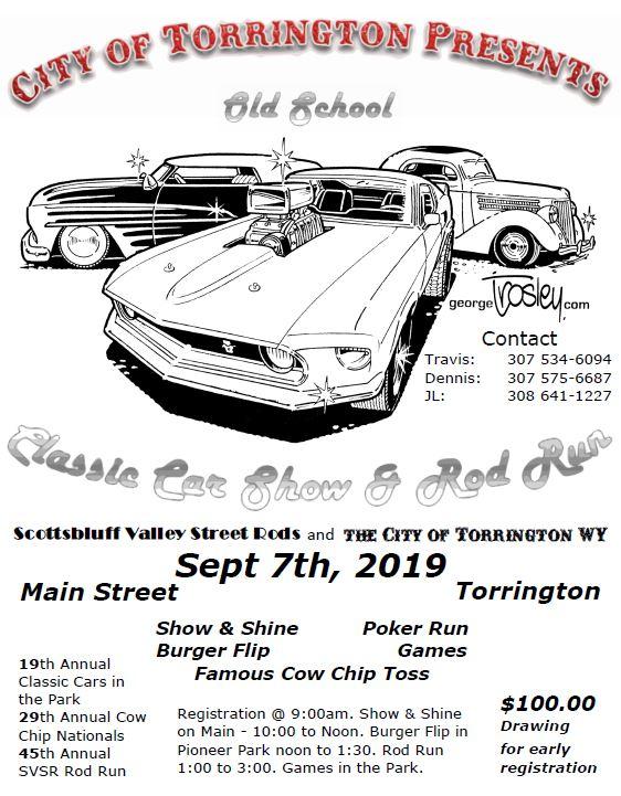 Classic Car Show & Rod Run Photo