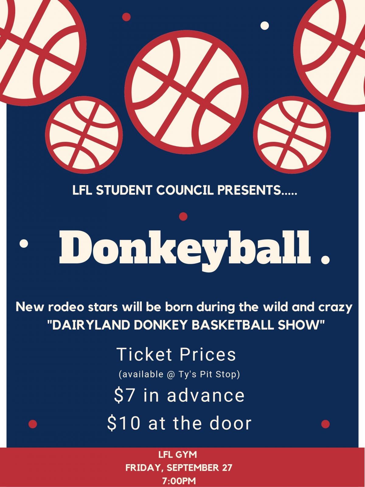 Donkeyball Photo