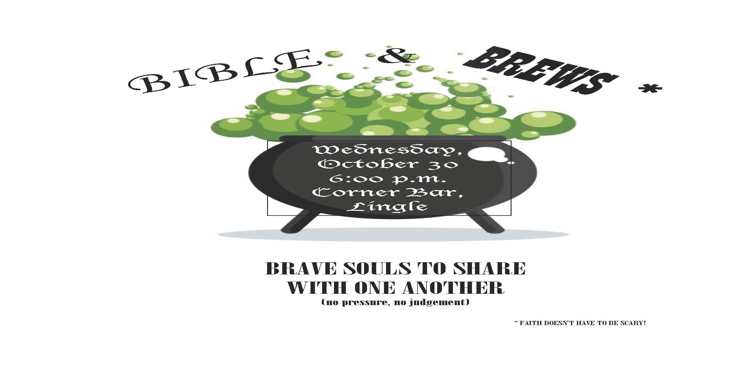 Bible & Brews Photo