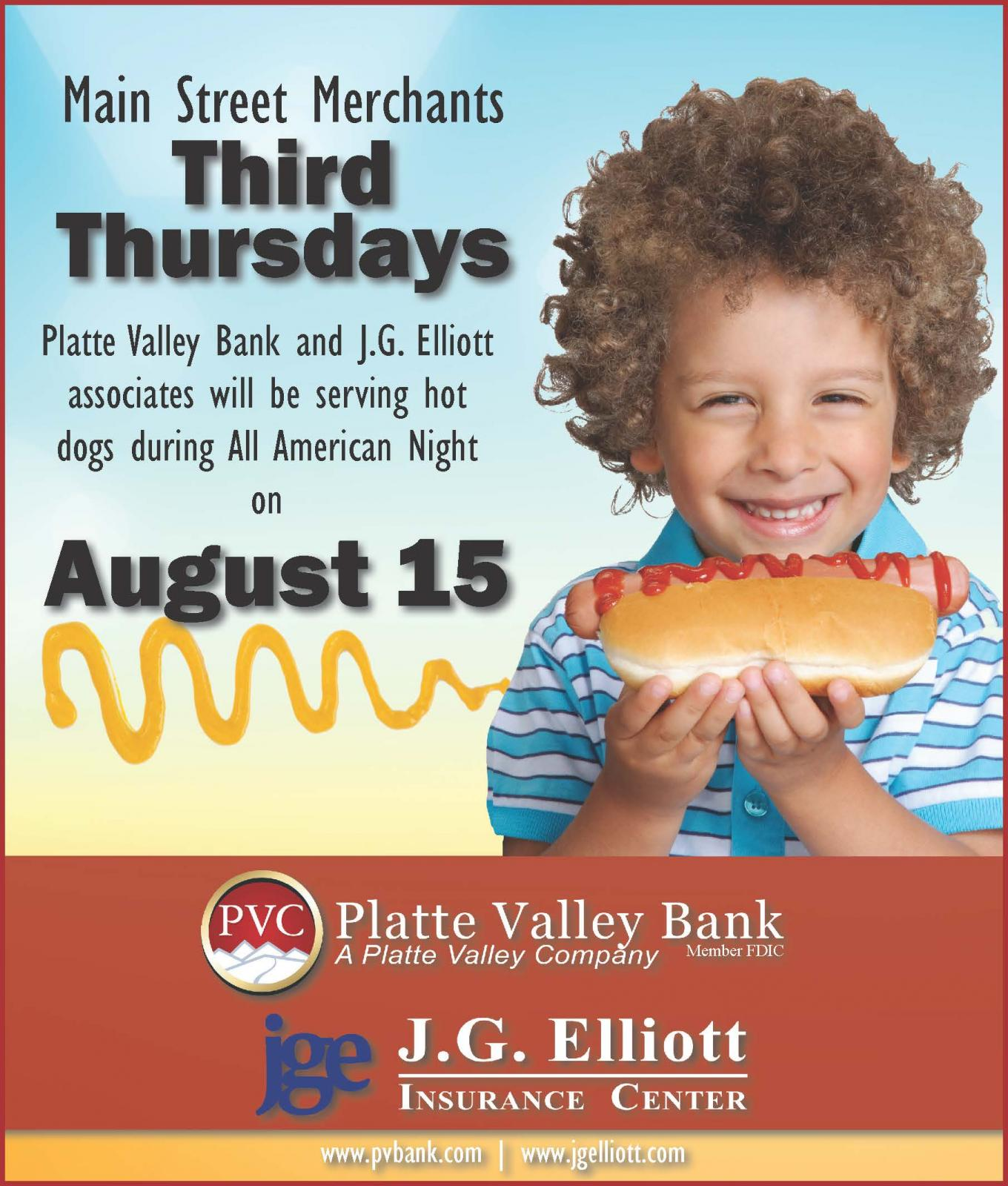 Third Thursday Hot Dogs Photo