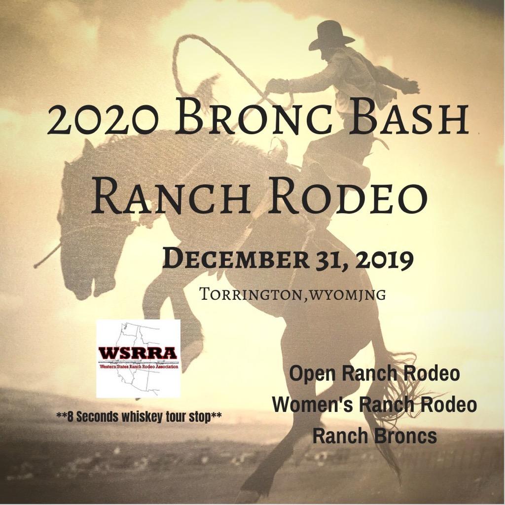 2020 Bronc Bash Ranch Rodeo Photo