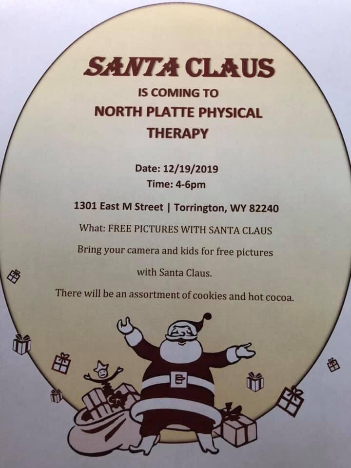 Pictures with Santa Claus Photo