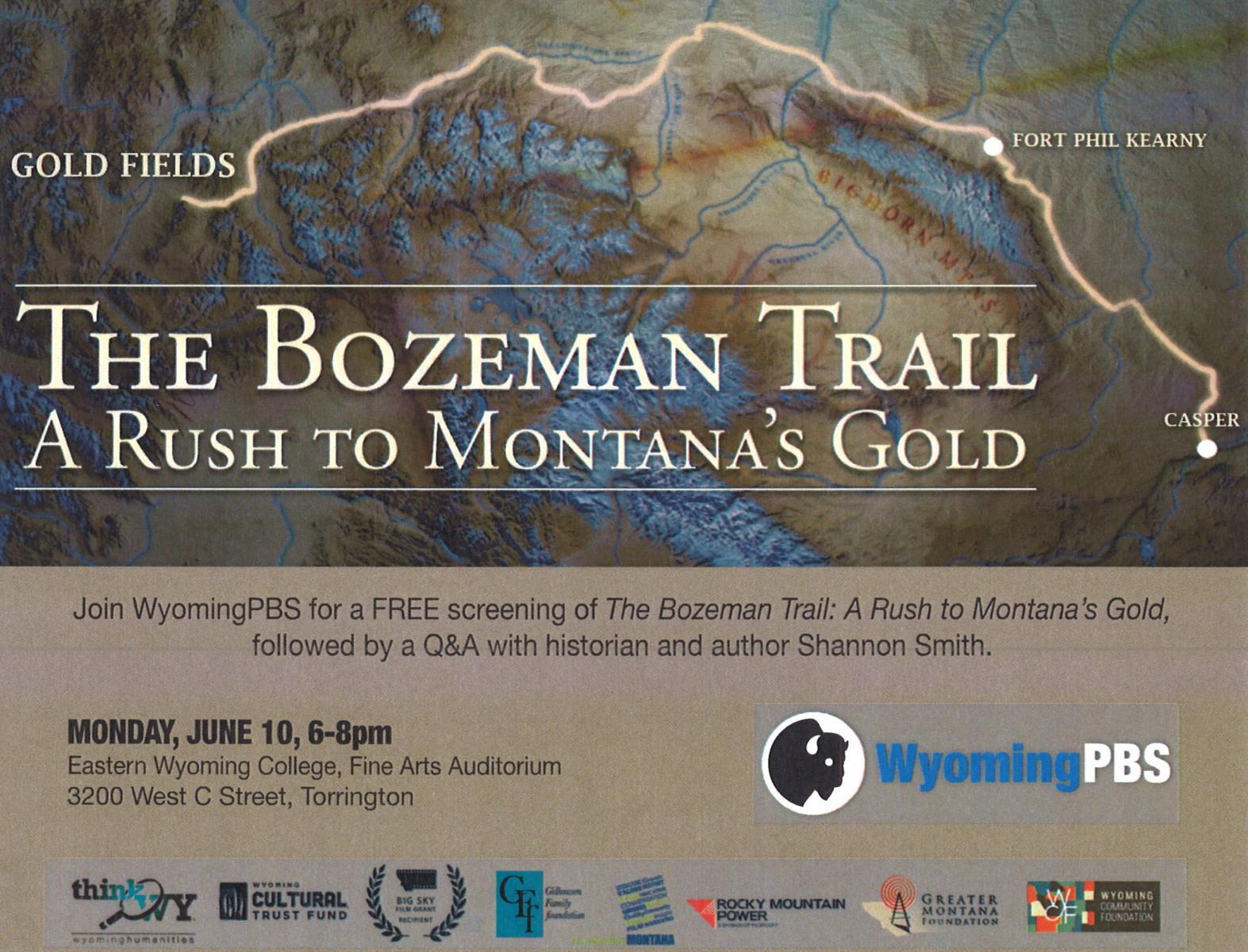 The Bozeman Trail: A Rush to Montana's Gold Photo