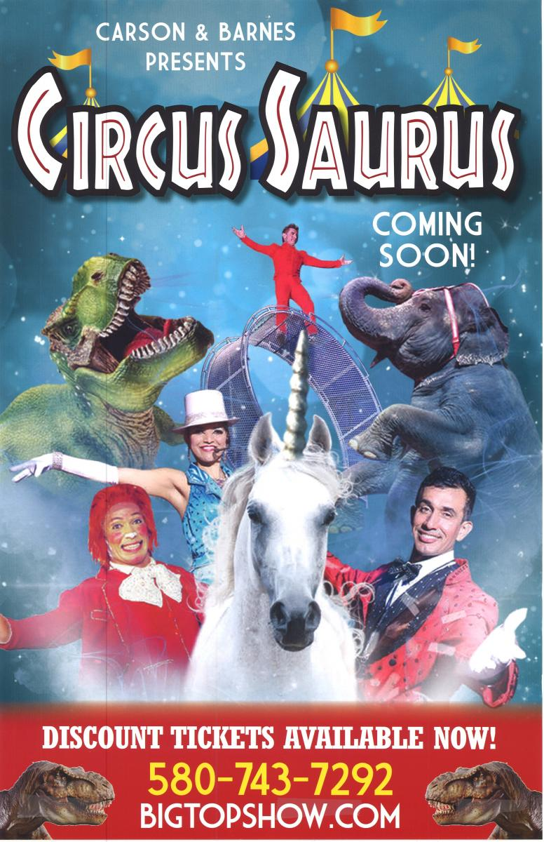 Circus Saurus Photo