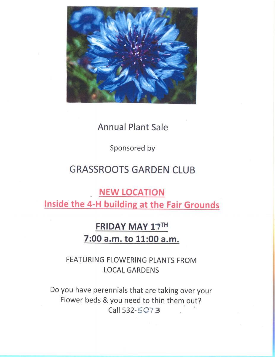 Grassroots Garden Club Photo