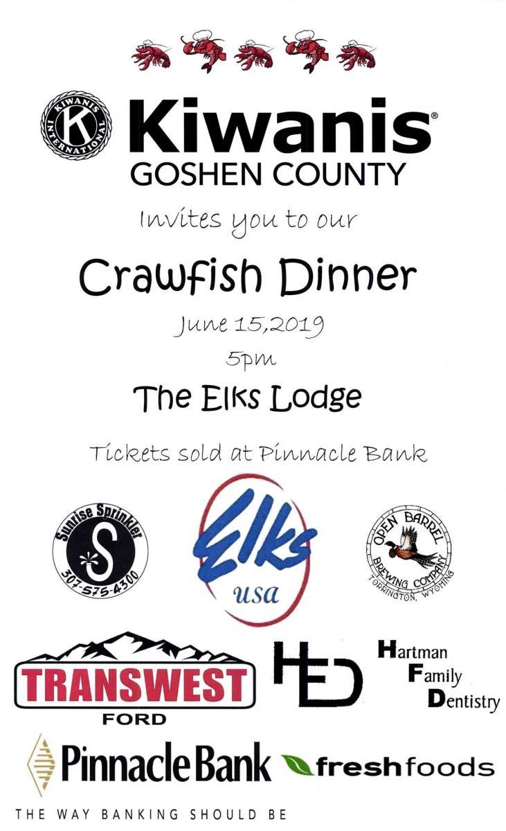 Kiwanis Crawfish Dinner Photo