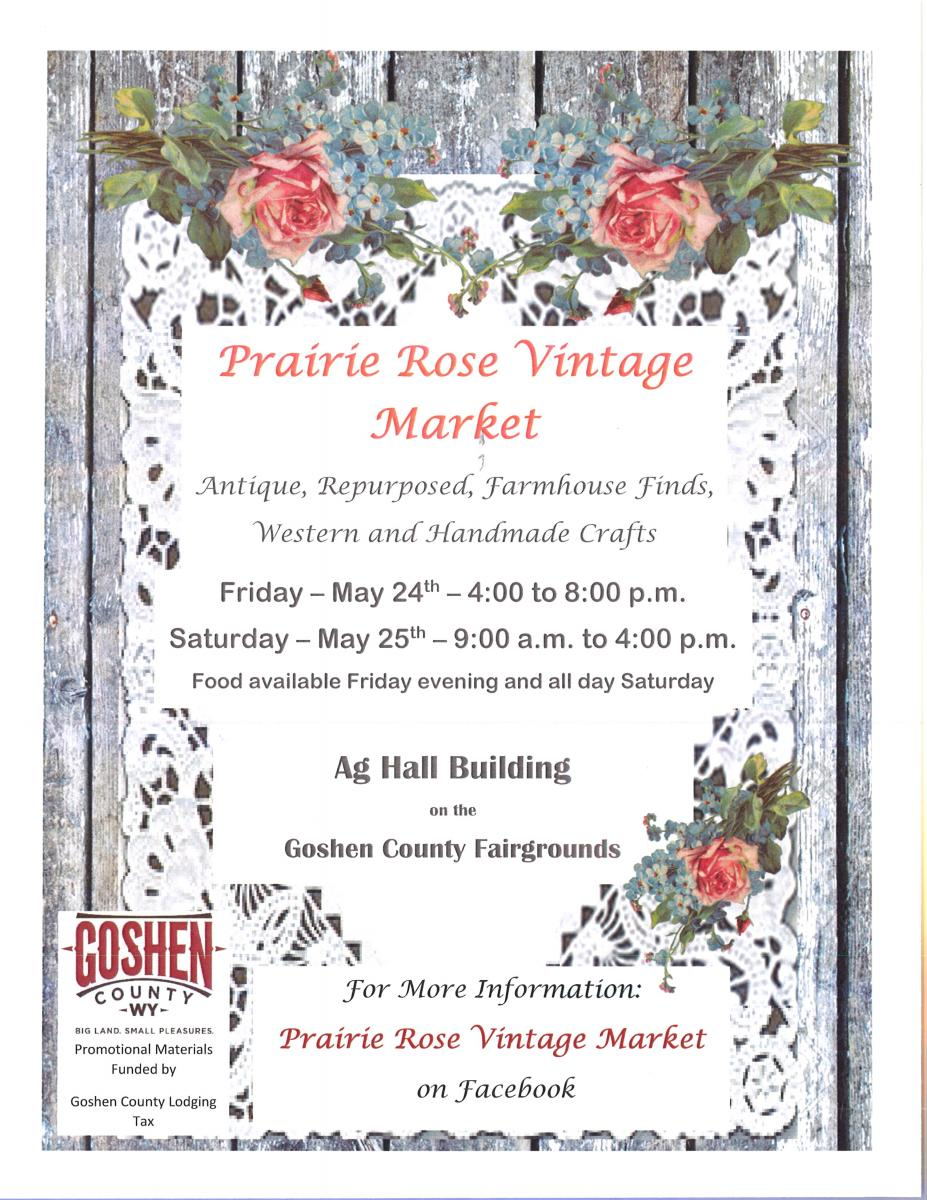 Prairie Rose Vintage Market Photo