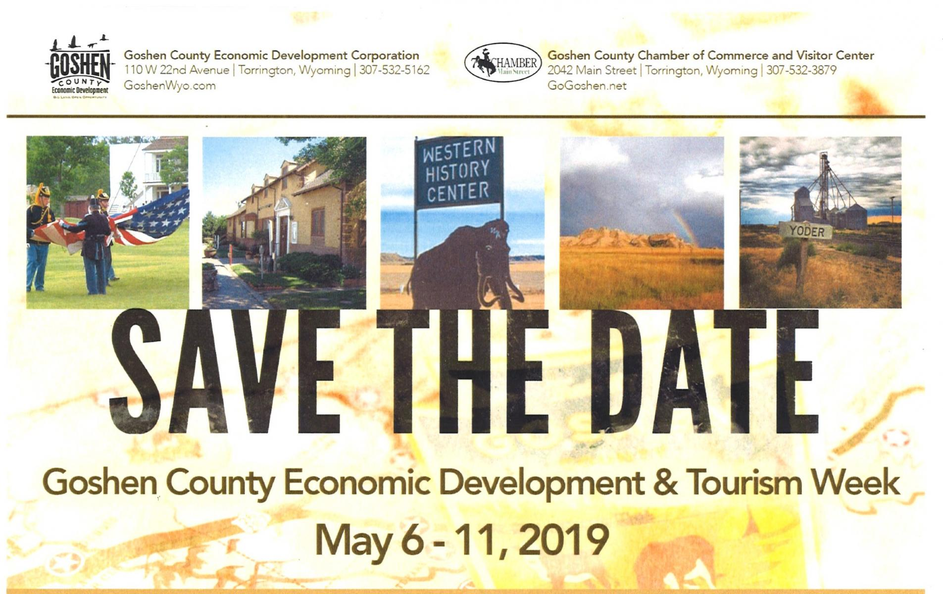 GCEDC -  Save The Date Photo