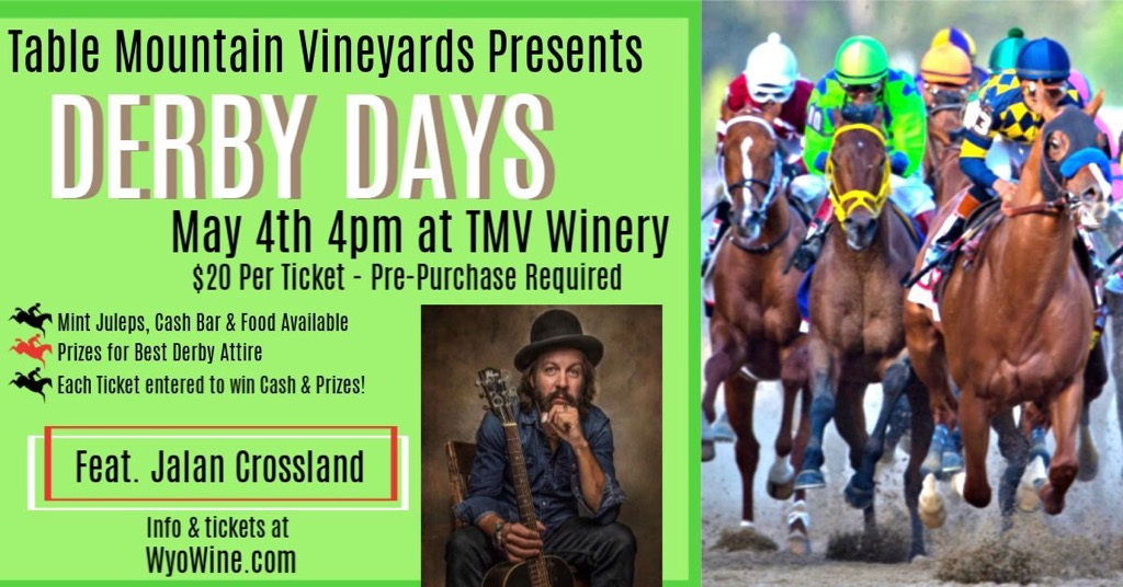 Table Mountain Vineyards - Derby Days Photo