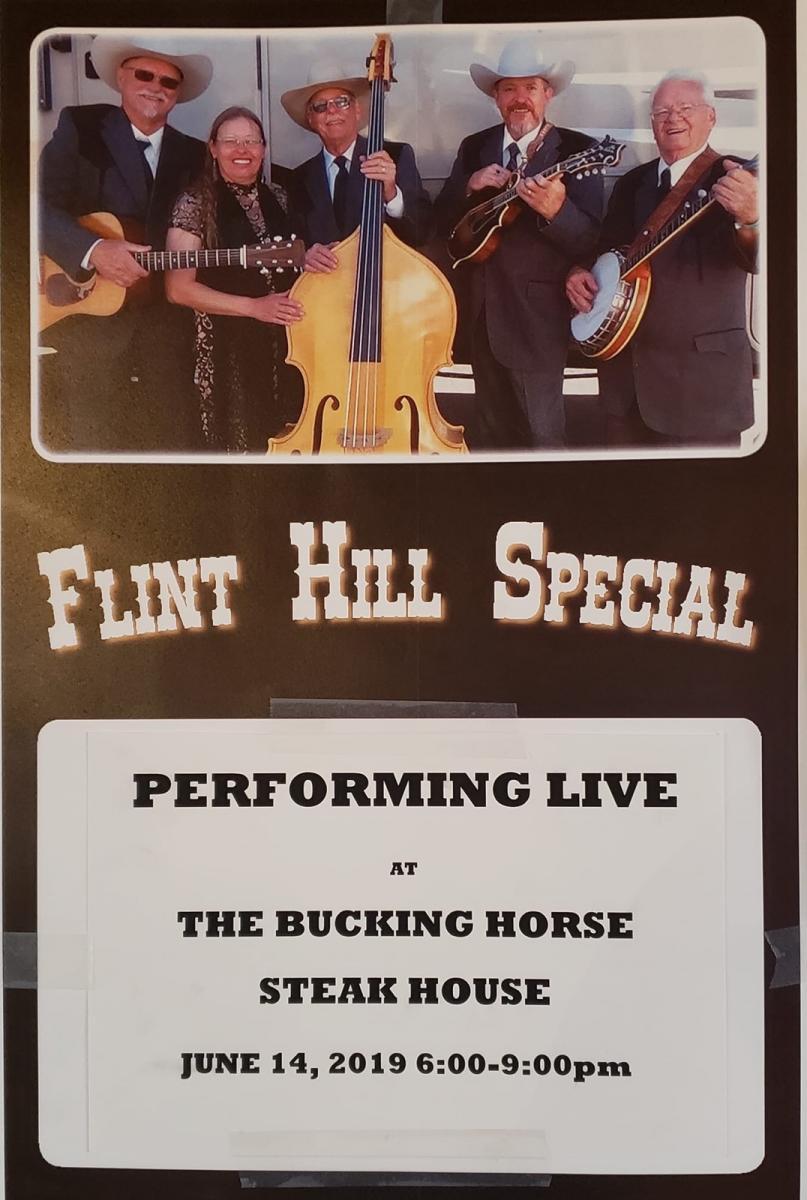 Flint Hill Special Photo