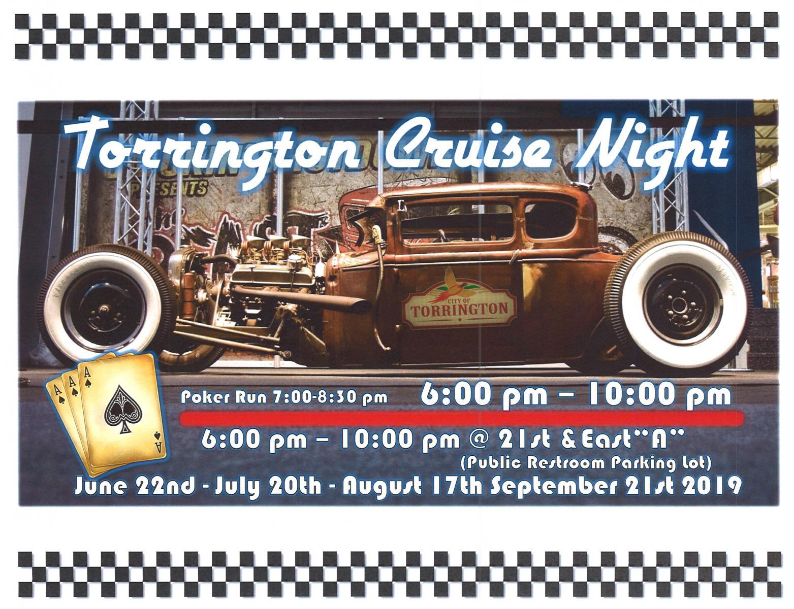 Torrington Cruise Night  Photo
