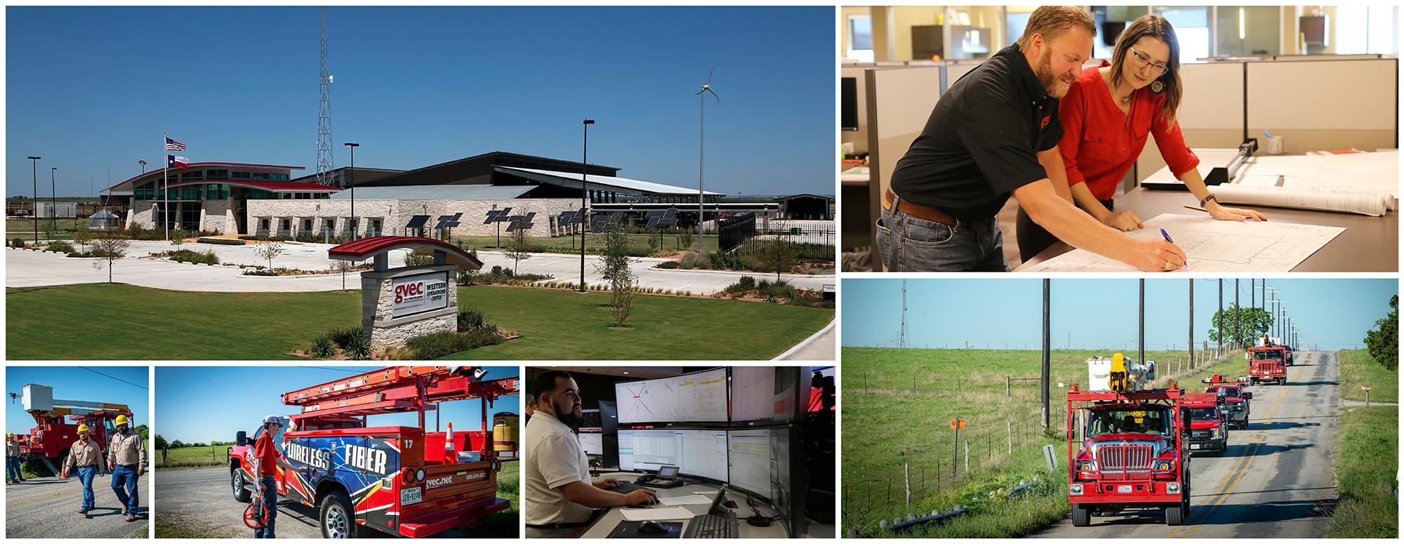 photos of gvec locations