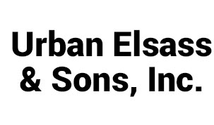Urban Elsass & Sons, Inc. Slide Image