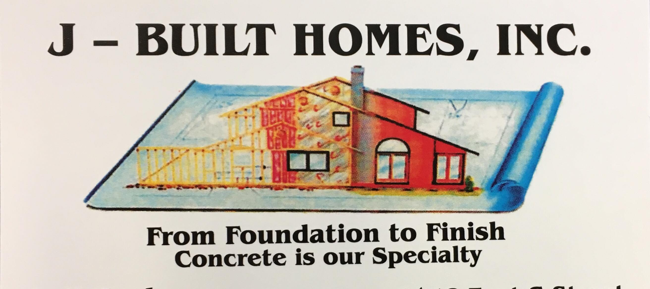 J-Built Homes, Inc Slide Image