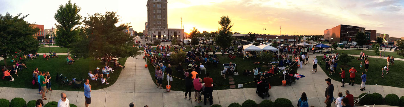 Entertainment in Jacksonville, IL
