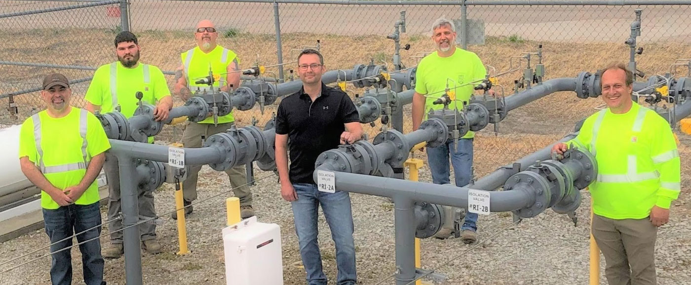 Natural Gas in Falls City