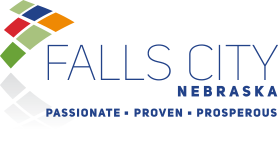 The City of Falls City Logo