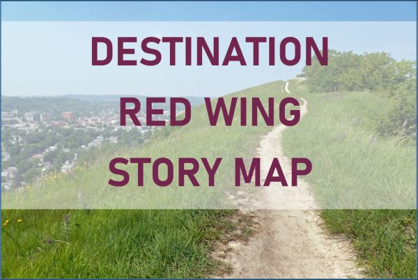 red wing story map