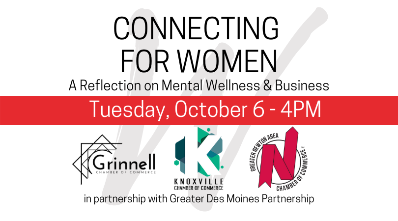 Connecting For Women event rescheduled for October 6th Main Photo