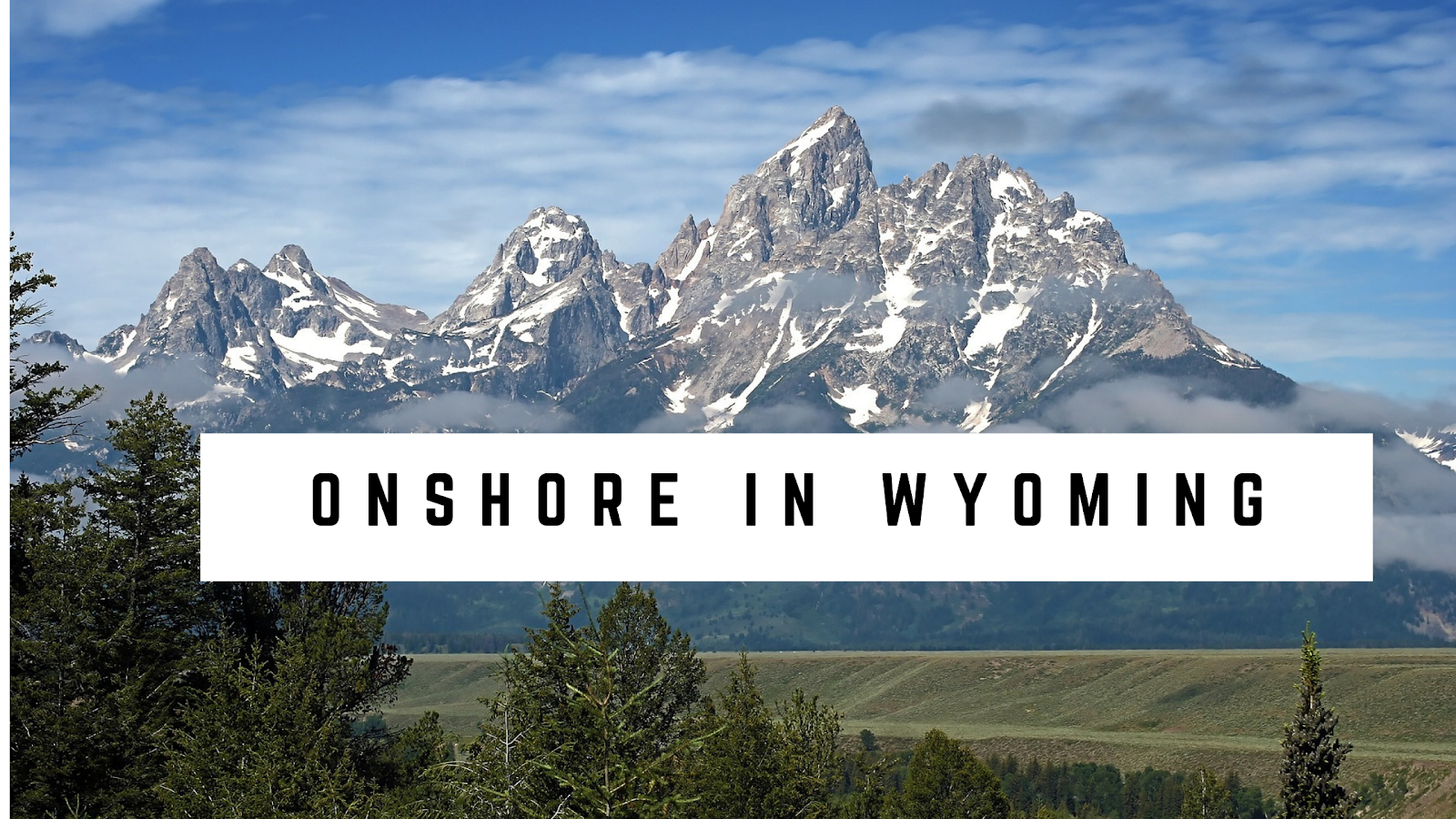 Could Wyoming Benefit from the Onshoring Trend? Photo - Click Here to See