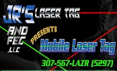 JR's Laser Tag Brings the Fun to You Photo