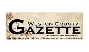 Weston County Gazette  Slide Image