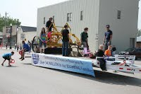 2014 Fun Days - Parade Float