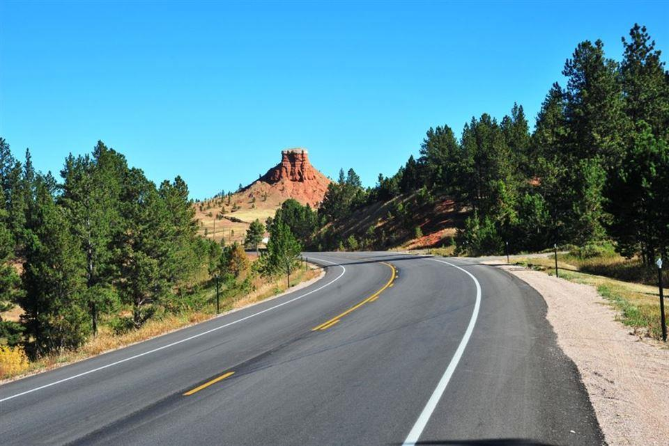 Black Hills Scenic Byway Photo