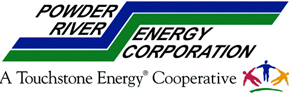 Powder River Energy Corporation (PRECORP) Logo