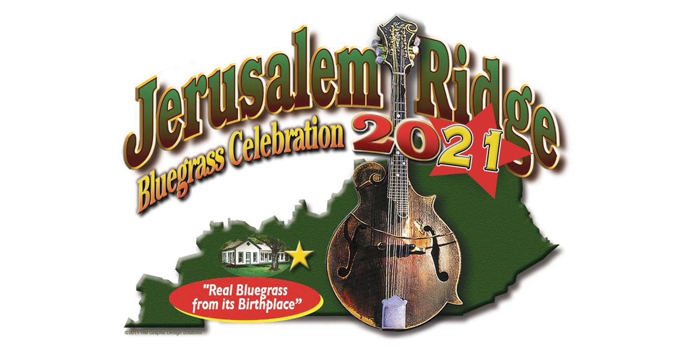 Jerusalem Ridge Bluegrass Celebration September 9 – 12, 2021