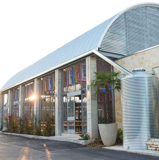 Native Station Beer Garden Image