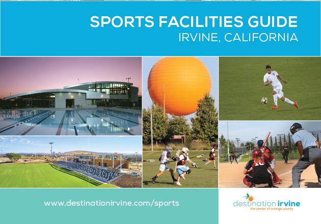 Destination Irvine Sports Facility Guide