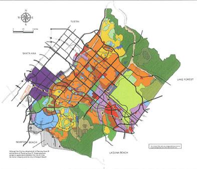 Land Use Element Map