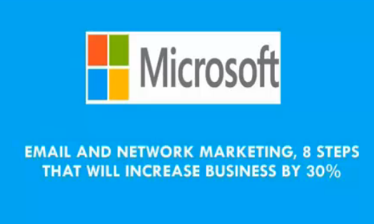 8 Steps to Increase Sales by 30% Using Email and Network Marketing