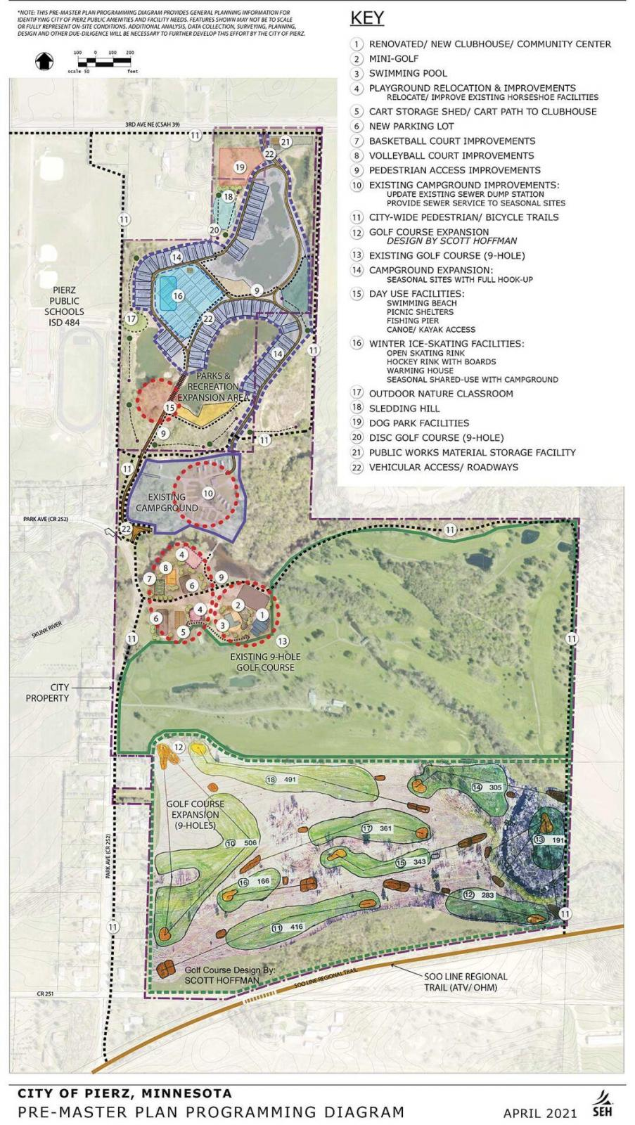 Pierz Residents to get look at plans for Pierz Park Complex Main Photo
