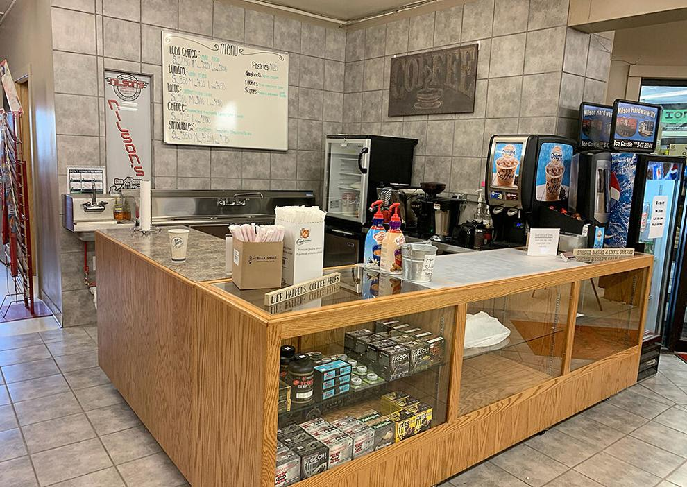 Espresso Shop adds unique element to Nilson's Hardware, RV and Rent-It Center in Swanville Main Photo