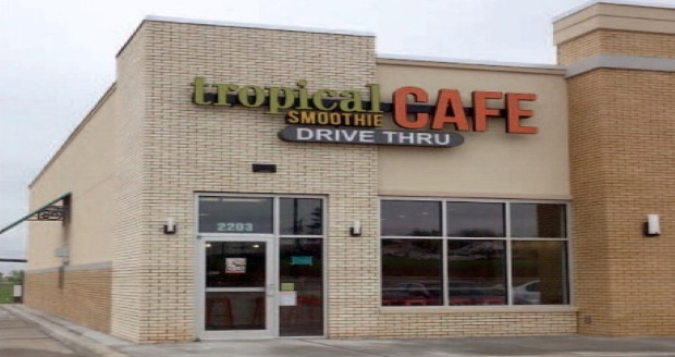 Tropical Smoothie grand opening April 27 Photo - Click Here to See